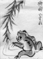 聖霊降臨節第3主日 011梅雨ですね 小林百世絵