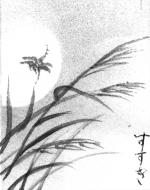 聖霊降臨節第20主日 033すすき 小林百世絵